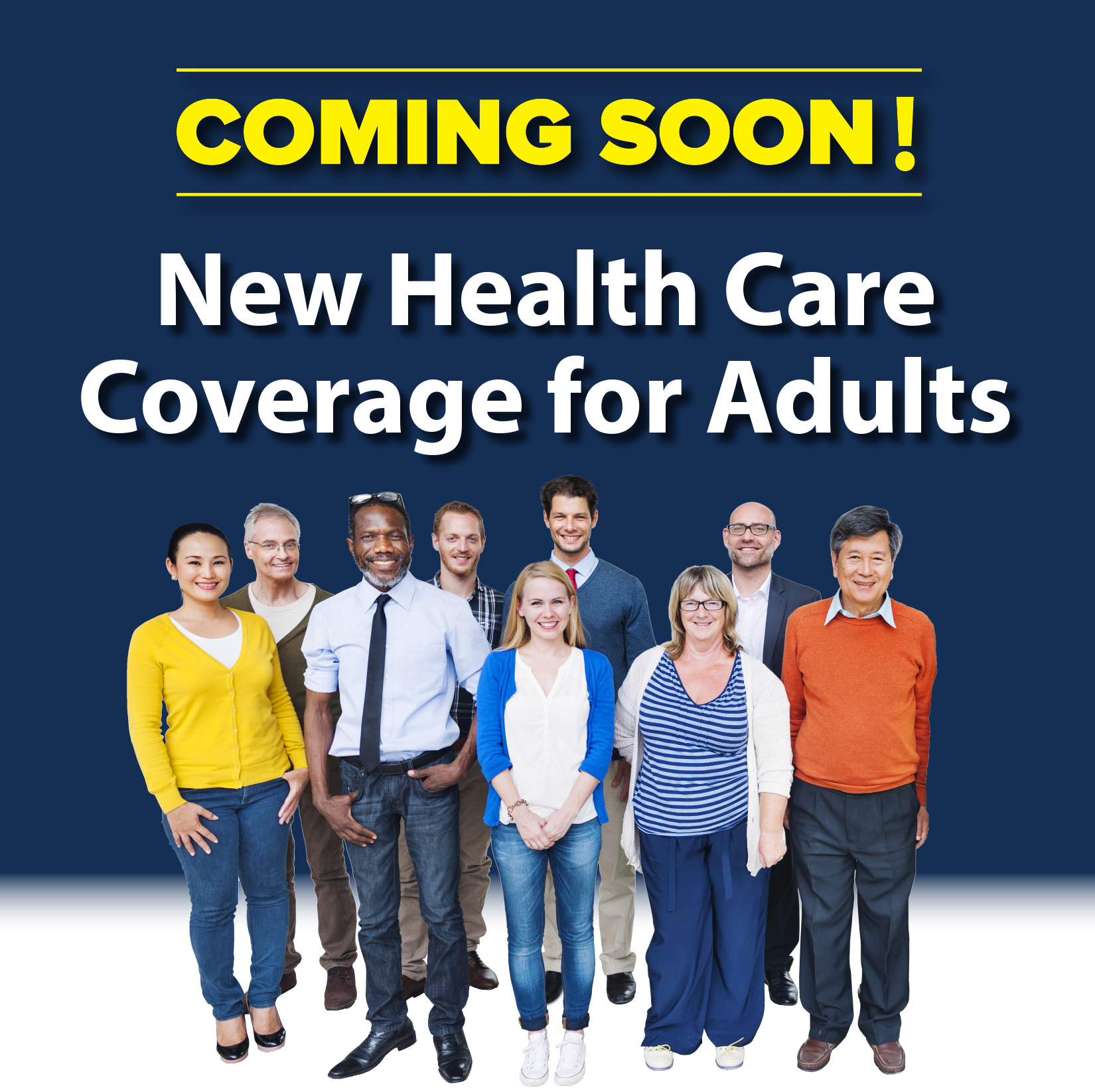 medicaid expansion coming soon